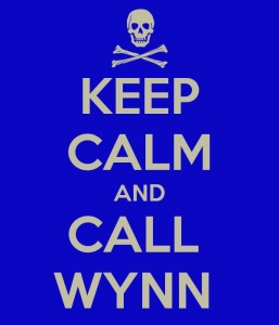 Wynn's a good guy to have around if you like corny jokes and want to solve mold problems