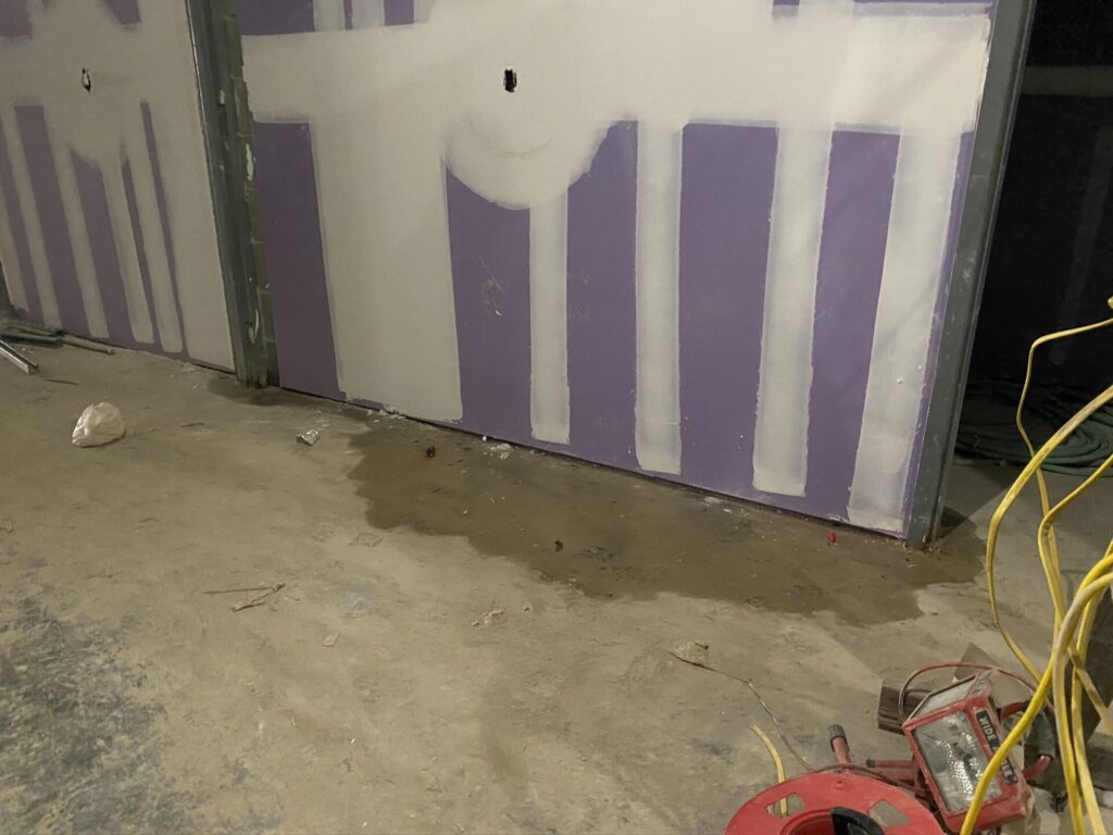 secrets to avoiding mold problems includes keeping water out